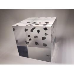 Acrylic cube Boron