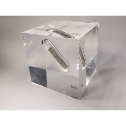 Acrylic cube Lead