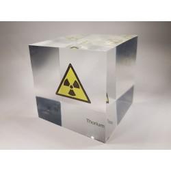 Acrylic cube Thorium