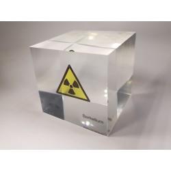 Acrylwürfel Berkelium