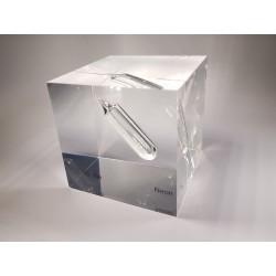 Acrylic cube Neon