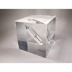 Acrylic cube Sodium