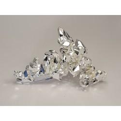 Silver crystal, 17.35g,...