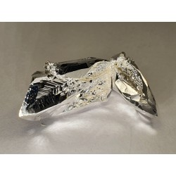 Silver crystal, 22.15g,...