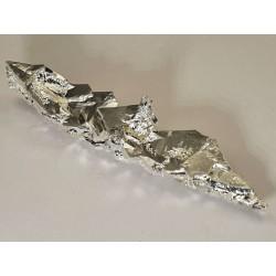 Silver crystal, 17.63g,...