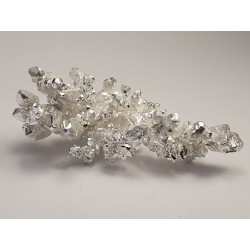 Silver crystal, 12.72g,...
