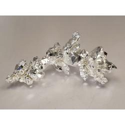 Silver crystal, 11.96g,...
