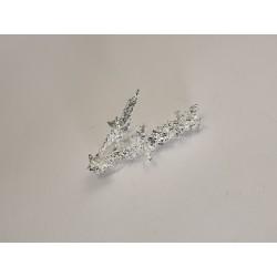Silber Kristall, 1.60g,...