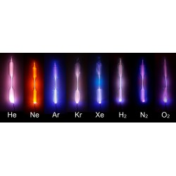 Spectral tubes of all gases...
