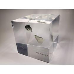 Acrylic cube Germanium