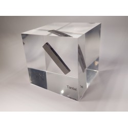 Acrylic cube Tantalum