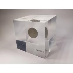 Acrylic cube Tungsten